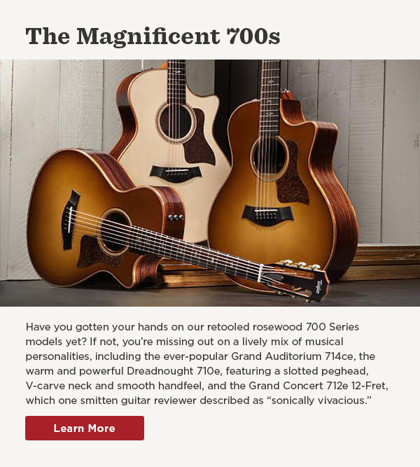 The Magnificent 700s